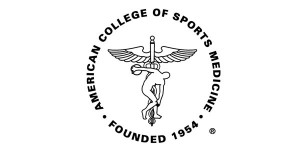 The American Collage Of Sports Medicine Logo.