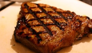 Steak: A good source of protein.