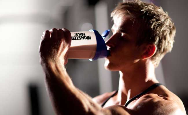 Protein shakes or bars? Either is great!