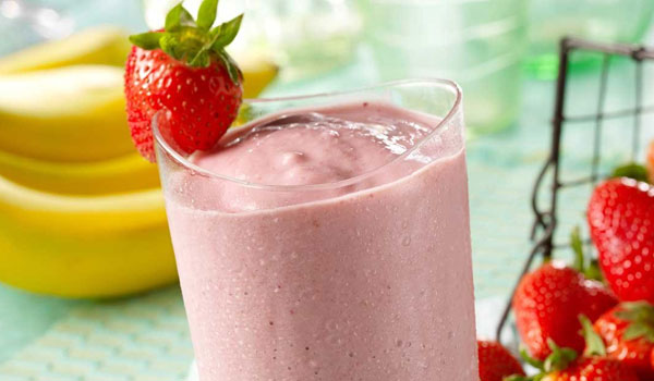 Smoothies can be an excellent source of your five a day!