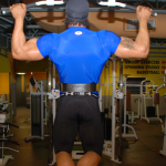 Simple routines for a wider and thicker back.