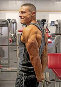 horseshoe triceps