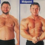 Bulking up vs gaining muscle and losing fat at the same time.