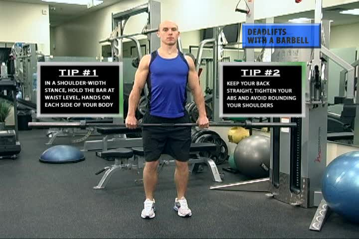 deadlift training tips
