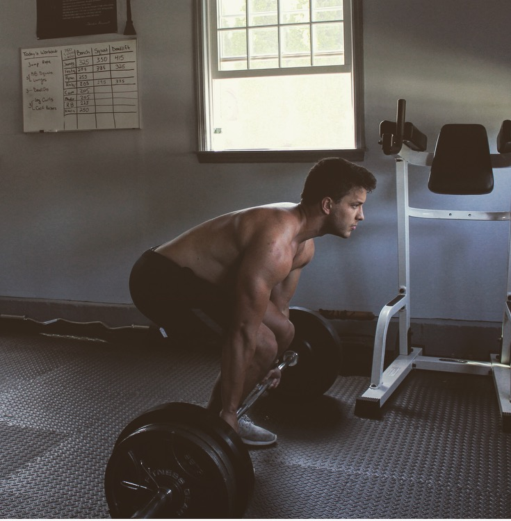The most common injuries for those lifting weights
