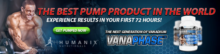 VANAPHASE™ the Vanadium powerhouse!